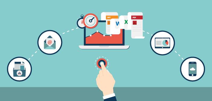 online document management
