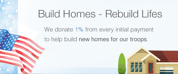 Building Homes for Troops Together