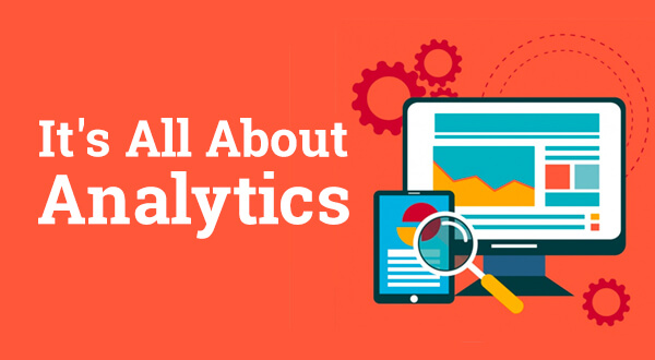 It Is All About Analytics