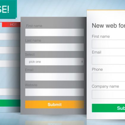 We Rebuilt Web Forms With You In Mind.