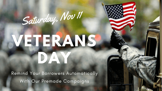Veterans Day Automated Email Campaign