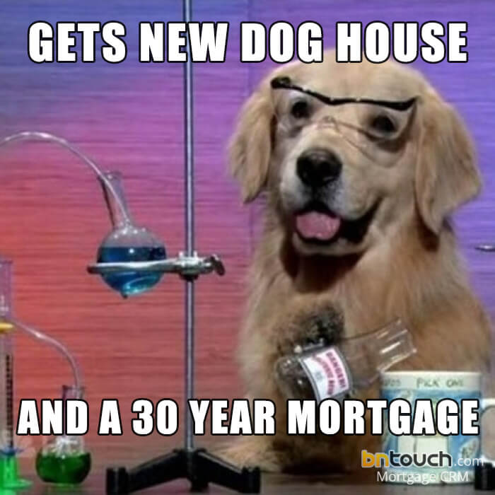 Mortgage Meme 1