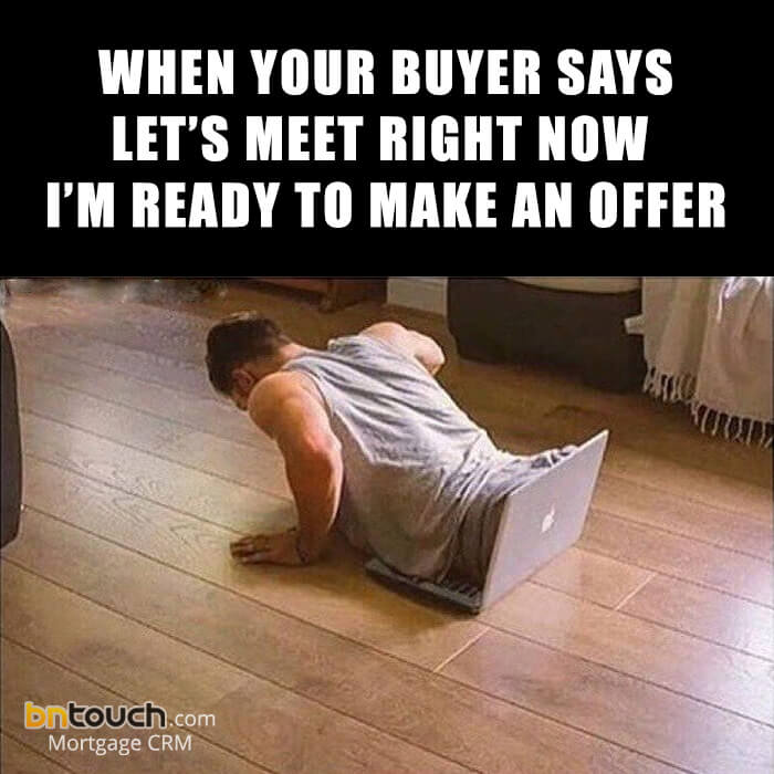 Mortgage Meme