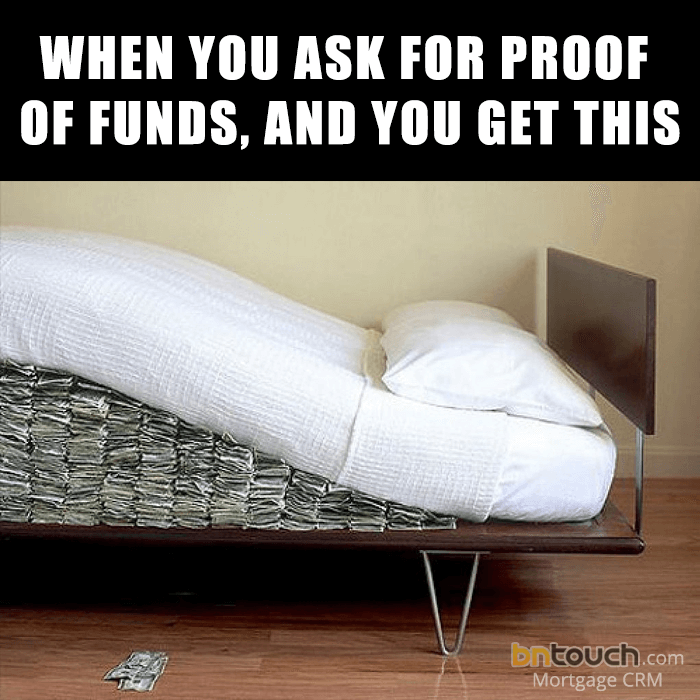 Funds mortgage meme