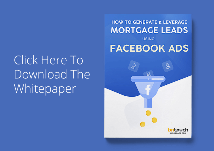Mortgage Facebook Advertising