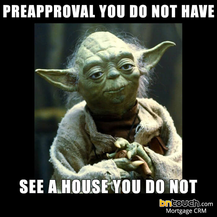 yoda mortgage meme