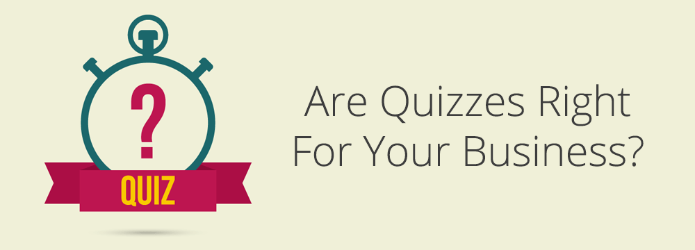 Quizzes For Mortgage Marketing