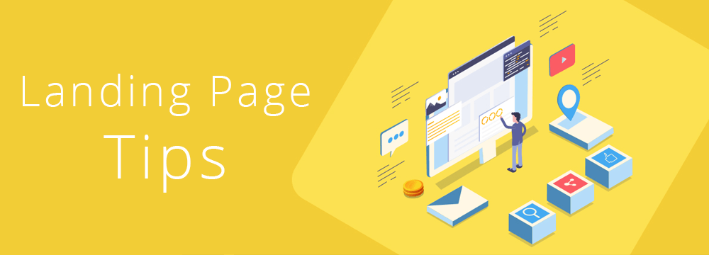 Landing Page Tips For Loan Officers