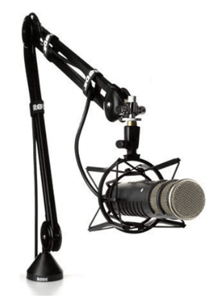 Mortgage Podcast Equipment Advanced Mic