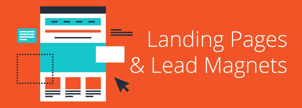 Mortgage Landing Pages & Lead Magnets
